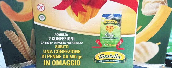 Promozione pasta Farabella