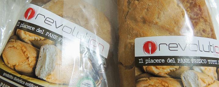 Sono arrivati il pane e le farine Revolution
